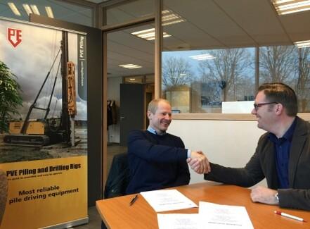 PVE Piling and Drilling Rigs og Lesancos aftale