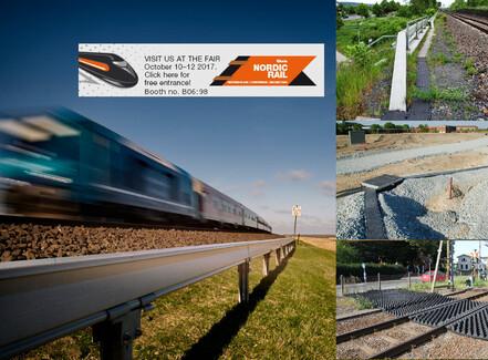 Mød os på Nordic Rail 2017